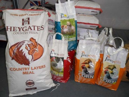 Poultry Feed & Accessories