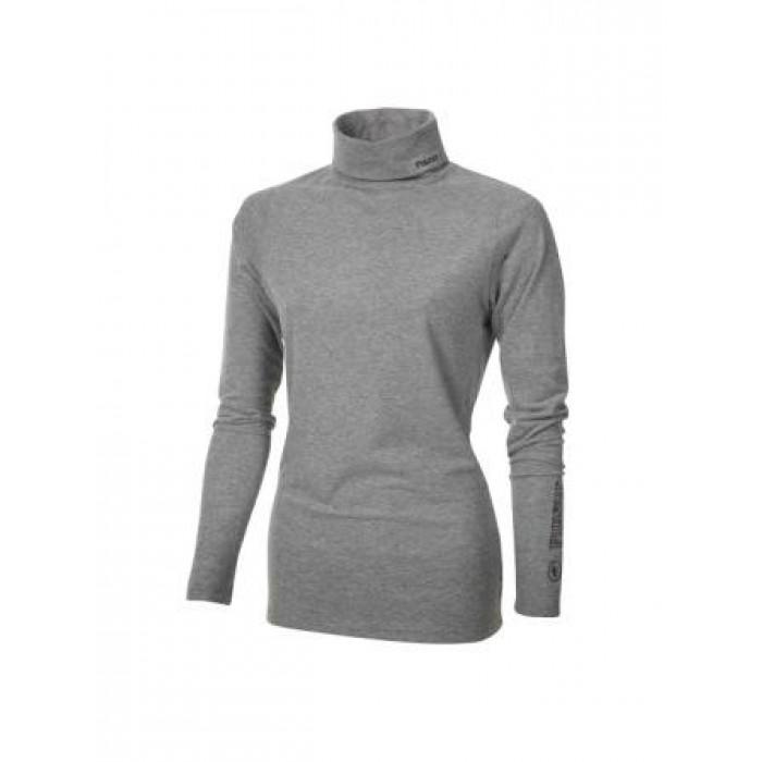 0c143fe51e95a7 Pikeur Sina Ladies Long Sleeve Polo Neck Top-6050 – The Ranch Store